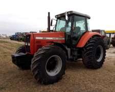 Tractor Massey Ferguson 680 año 2005