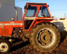 Massey Ferguson 1499 L Turbo 101 HP