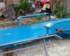 Trailer Volcable de 4 Mts X 1.80
