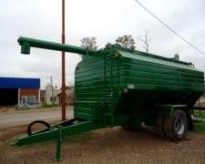 Tolva Hidráulica Mono Eje para Tractor 0km
