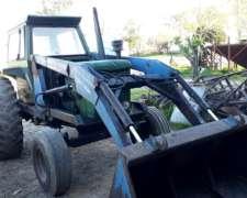 Tractor con Pala Frotal Deutz A65 2114 (muy Buen Tractor)