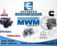 Repuestos Motores MWM