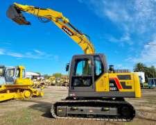 Excavadora Lovol FR150 15 TN Nueva en Stock Acepto Permuta