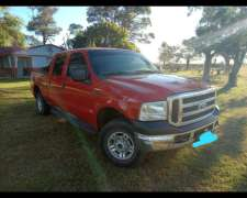 Ford F100 4X4 D/C