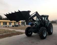 Tractor Brumby 120 Hp Doble Tracción Con Pala