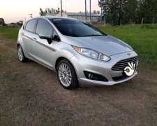 Ford Fiesta Kd Se Plus 2014 (47.000 Km) Impecable