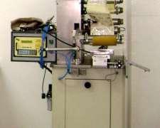 Máquina Etiquetadora Semi-automática (bobinas Frente/dorso)