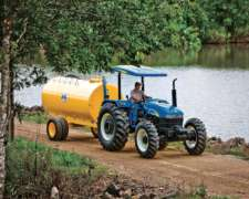 Tractor New Holland T T 4030