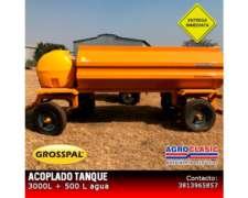 Acoplado Tanque Combinado Grosspal