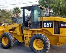 Pala Cargadora Caterpillar 924gz Permuto Financio