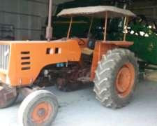 Tractor Zanello Up 10, Año 1987