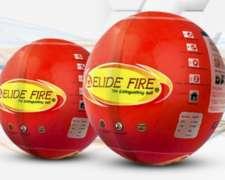 Extintor De Incendios Inteligente Automático / Exc. Calidad