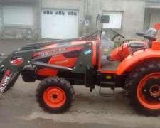 Pala Frontal Para Tractores Hasta 50 Hp