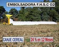 Embolsadora sin Tractor F.h.s.c 02 Financiada