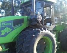 Tractor Pauny 500 Linea Verde, Tres Arroyos