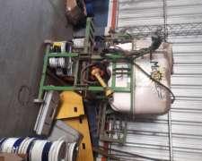 Pulverizador Metalfor LTP 600 3p
