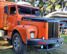 Camion Scania 111s Chasis