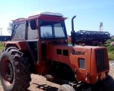 Tractor Zanello UP10 / 64 HP