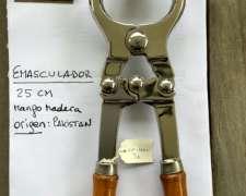 Enmasculador Burdizzo (acero Quirúrgico)