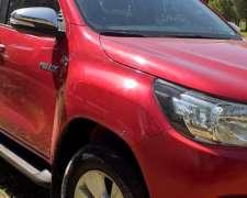 Toyota Hilux SRV 2016 Full
