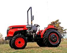 Tractor Hanomag Frutero FR65 - Vende Servicampo Tandil