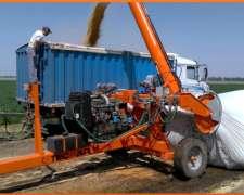 Extractora Autónoma Con Motor Mwm No Necesita Tractor