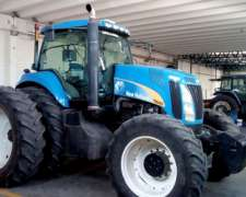 Tractor NH T8040, año 2010