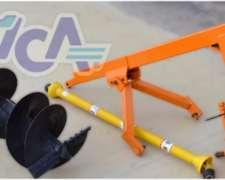 Hoyadora para Tres Puntos de Tractor (htp) Vica