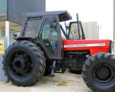 Tractor Massey Ferguson 1650 4X4