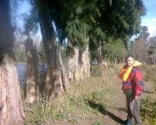 Vendo Quinta En El Delta Sobre Rio Carabelas