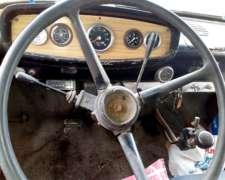 Dodge 800 Con Perkins Turbo. Canje Por Auto