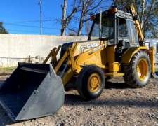 Retroexcavadora Case 580fs Brazo Extensible 4X4