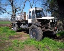 Camión Fumigador Mercedez 1114 Doble Tracción