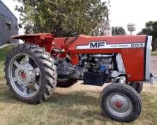 Massey Ferguson 265 con 3 Puntos