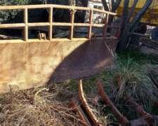 Topadora Para Colocar A Un Tractor Canje Pala De Arrastre
