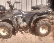 Cuatriciclo 250 CC. Motor Honda