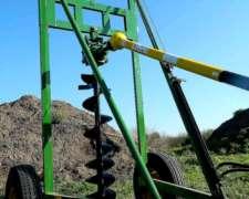 Hoyadora de Arrastre Hidráulica Metalurgia LF