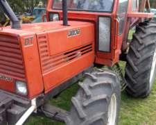Tractor Fiat 980 Doble Traccion con 3 Puntos muy Bueno