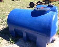 Tanque Plastico 750lt y 1100lt