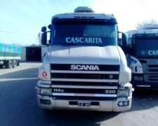Vendo Scania T114 Gb 4x2 Nz 330 Modelo 2.000