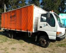 Camión para Reparto Chevrolet NPR