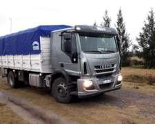 Iveco Tector Cabina Dormitorio Chasis Largo 170e28