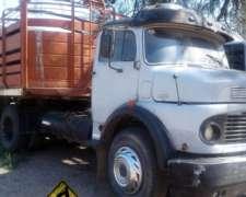 Mercedes Benz 1114 Tractor Chasis Santiago Estero Todo Vial