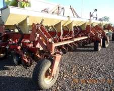 Sembradora de Granos Gruesos Gherardi G-2000, 2002