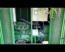 John Deere 4 Cilindro Generador WEG 42 WEG