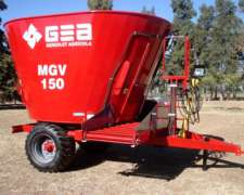 Mixer Vertical Mgv150f y MGV 275. Gea, Nuevo.