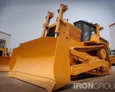 Topadora Iron D7 -226 HP -23,8 Toneladas