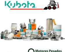 Repuestos Kubota - Todo para TU Motor