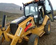 Vendo Pala Retro-excavadora Caterpillar 416 e