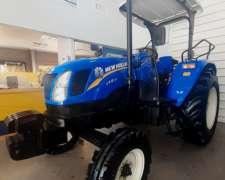 Tractor New Holland TT4.55 4wd - 0km